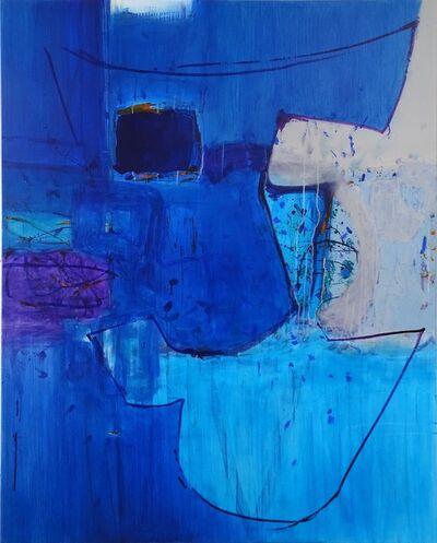Martyn Brewster, 'Blue Shadows no.3', 2019
