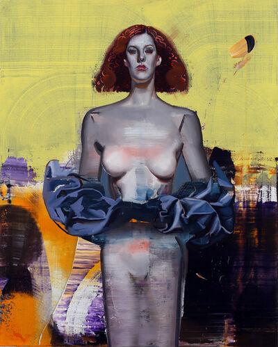 Rayk Goetze, 'Statue', 2020