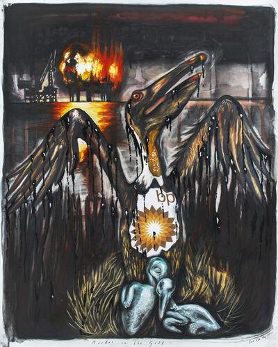 Sue Coe, 'Murder in the Gulf', 2010
