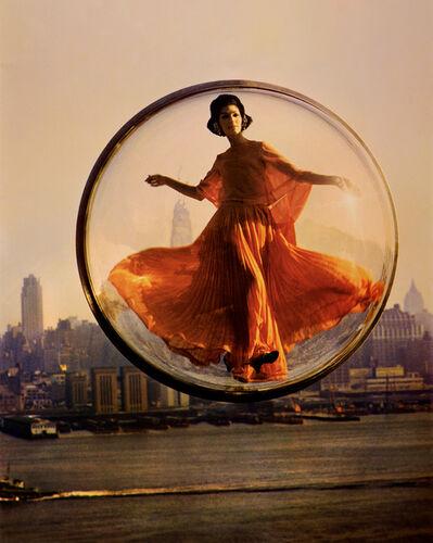 Melvin Sokolsky, 'Over New York', 1963