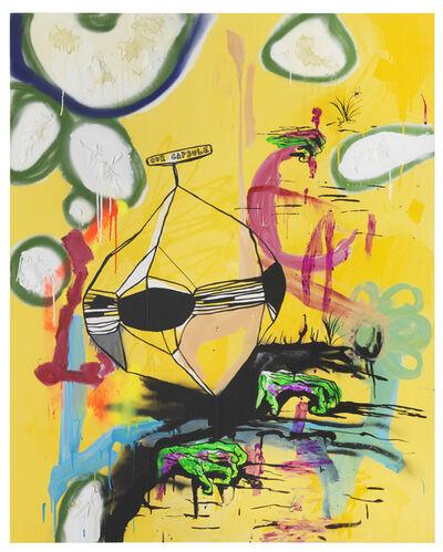 Thaddeus Strode, 'Our capsule', 2015
