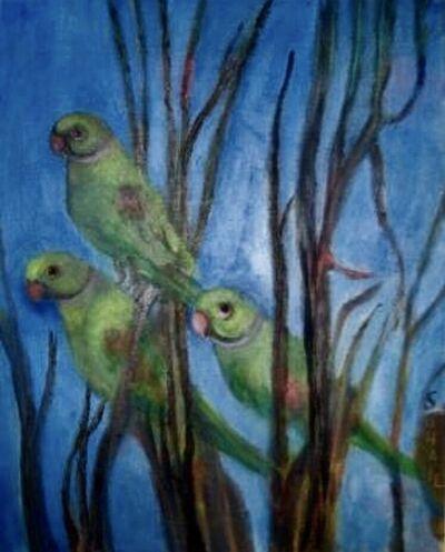 Tasaduq Sohail, 'The story teller ', 2004