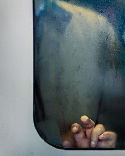 Michael Wolf, 'Tokyo Compression 25'