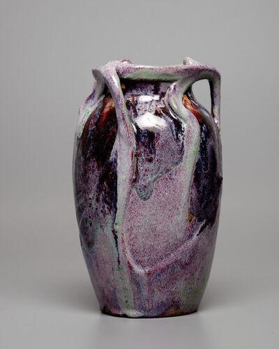 Raoul Lachenal, 'Whiplash Vase', 1904