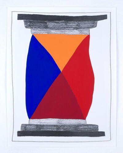 Amanda Valdez, 'ancient future', 2016