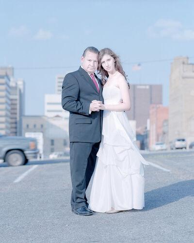 David Magnusson, 'Danny Ebarb & Sarah Elizabeth Ebarb, 13 years. Shreveport, Louisiana.'