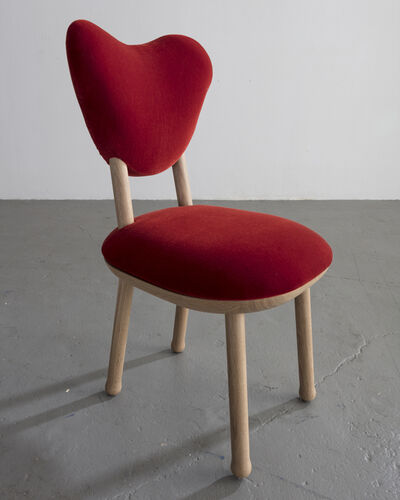 "Pierre Yovanovitch, '""Madame Oops"" Chair ', 2018"