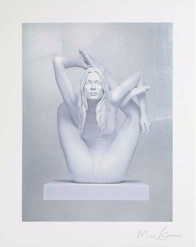 Marc Quinn, 'Sphinx - Silver Leaf'