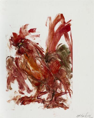 Guranda Klibadze, 'Rooster', 2019