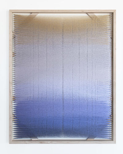 Rachel Mica Weiss, 'Woven Screen, Halo I', 2020