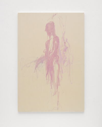 Tracey Emin, 'I watched you disappear. Pink Ghost', 2018