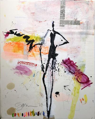 Michael Gorman, 'Ballerina (Supreme)', 2019
