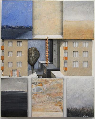 Stefan Mås Persson, 'Under the balcony', 2014