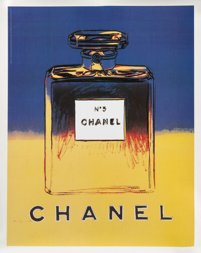 Andy Warhol, 'Chanel', 1997