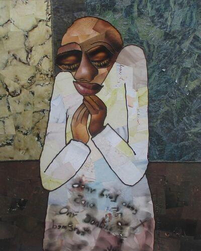 Chike Obeagu, 'Prayer of the faithful', 2006