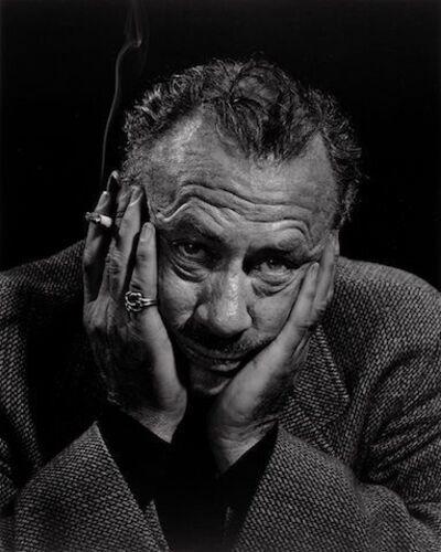 Yousuf Karsh, 'John Steinbeck', 1954