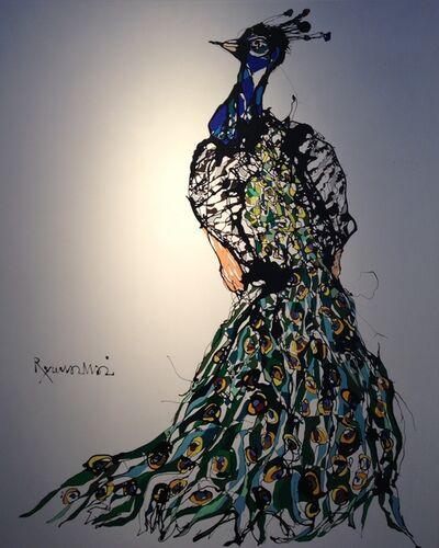 Ryuma Imai, 'Peacock', 2013