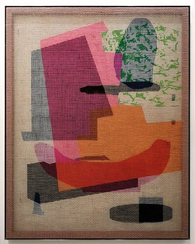 David Renggli, 'Desire Painting (Shadowhouse)', 2019