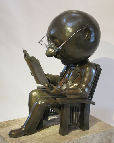 Rodger Jacobsen, 'The Reader'