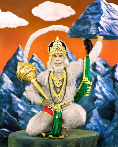 Manjari Sharma, 'Lord Hanuman', 2011