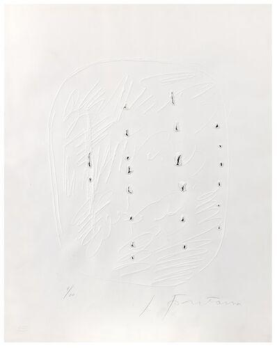 Lucio Fontana, 'Concetto Spaziale ', 1964