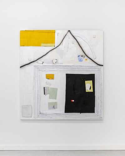 Taylor White (b. 1978), 'Turbo Hut', 2020