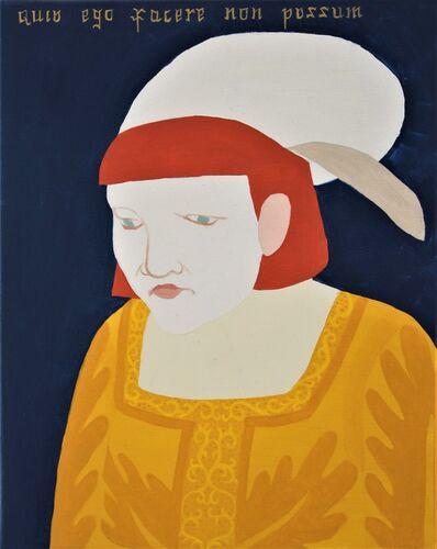 Monika Radžiūnaitė, 'Quid ego facere non possum', 2019