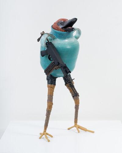 Ravi Zupa, 'New York Birdpot Creature 11', 2019
