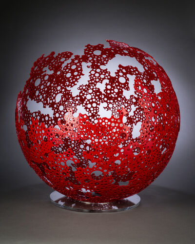 Michael Enn Sirvet, 'Red Shadow Sphere ', 2016