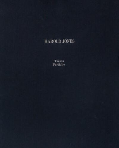 Harold Jones, 'Tucson Portfolio', 1986