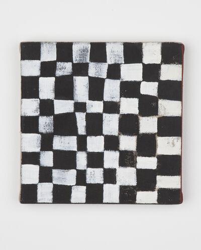 JCJ VANDERHEYDEN, 'Untitled (Checkerboard)', ca. 1990