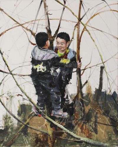 Li Tianbing, 'Branches game S#1', 2020