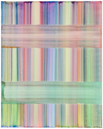 Bernard Frize, 'Lice', 2020