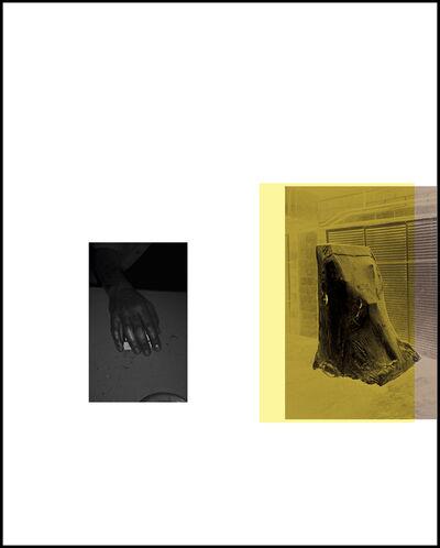 Benjamin Mouly, '052 - Sans titre', 2016