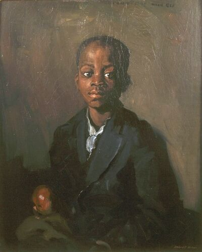 Robert Henri, 'Portrait of Willie Gee', 1925