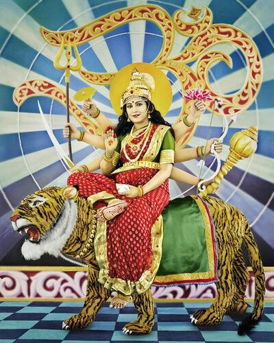 Manjari Sharma, 'Maa Durga', 2011