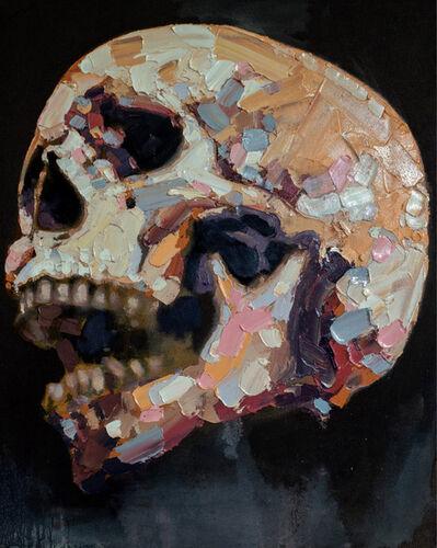 Thomas Donaldson, 'Skull Study 3', 2019