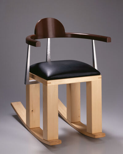 Garry Knox Bennett, 'Chair #859', 2004