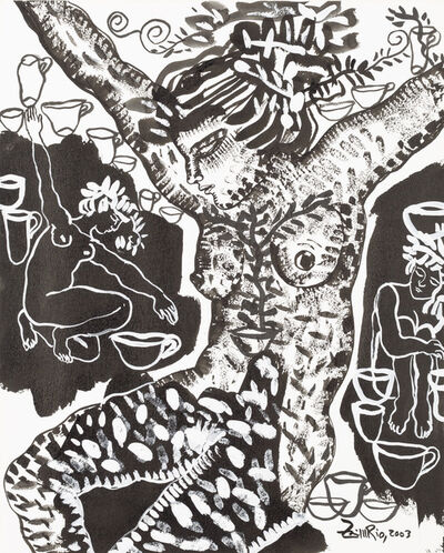 Zaida del Río, 'Series Alto de la mina IV', 2003