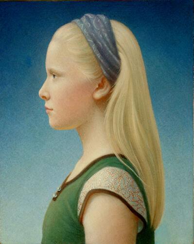 Koo Schadler, 'Lily at 13', 2005