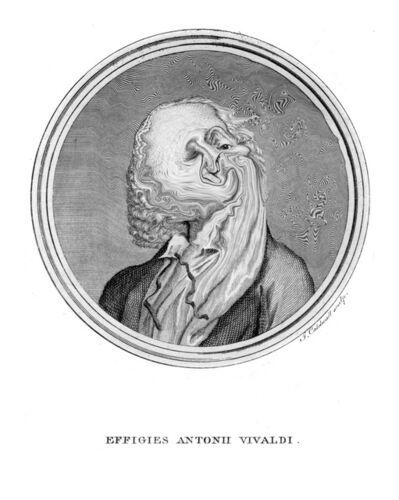 Rémi Dal Negro, 'Effigies Antonii Vivaldi ProCo RAT', 2015