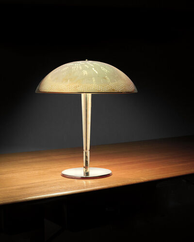 Paavo Tynell, 'Early table lamp, model no. 5061'