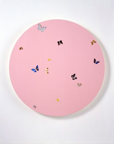 Damien Hirst, 'You've Got to Hide Your Love Away', 2007
