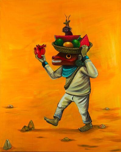 Saner, 'Dulce sabor a frutas', 2013