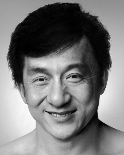 Zhang Wei (b. 1977), 'Jackie Chan', 2013