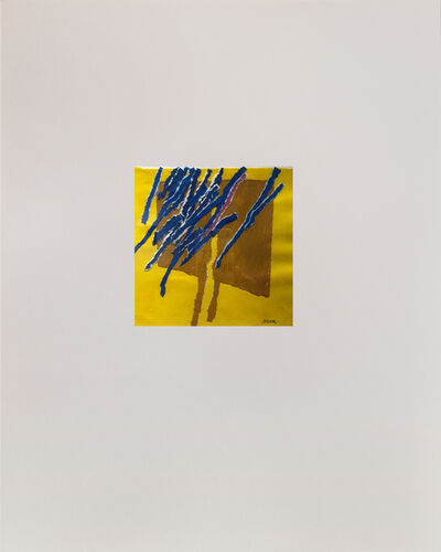 James Moore, 'Untitled III (Yellow)', ca. 1978