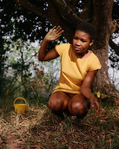 Daragh Soden, 'Girl with Gold Hand, Volta Region, Ghana', 2018