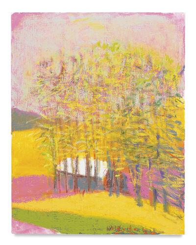 Wolf Kahn, 'Improbable Pink Sky', 2016