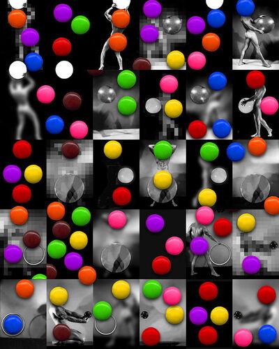 Bruce Eves, 'Work # 563: Big Balls 2', 2006
