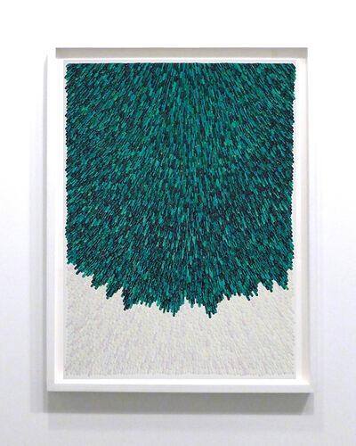 Omar Chacon, 'Verde Verde de...Bianco Bianco como', 2014